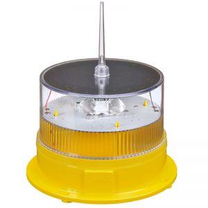 Đèn báo hiệu trên biển SL-60 ánh sáng vàng