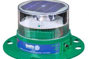 Đèn năng lượng mặt trời sà lan 2 hải ly
